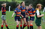 Beachlands Fast Rip U13 v Waiheke, Waiheke Rugby Club, Waiheke Island, Auckland, Saturday 7 August 2021. Photo: Simon Watts/www.bwmedia.co.nz