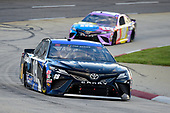 MARTINSVILLE, VIRGINIA - JUNE 10: Martin Truex Jr., driver of the #19 SiriusXM Toyota, drives during the NASCAR Cup Series Blue-Emu Maximum Pain Relief 500 at Martinsville Speedway on June 10, 2020 in Martinsville, Virginia. (Photo by Jared C. Tilton/Getty Images)