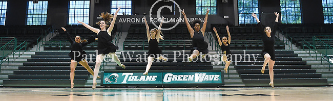 A few highlights from the Tulane Shockwave Spring Showcase.