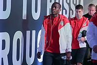 Orlando, FL - Friday Oct. 06, 2017: Darlington Nagbe during a 2018 FIFA World Cup Qualifier between the men's national teams of the United States (USA) and Panama (PAN) at Orlando City Stadium.