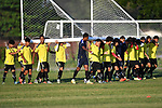 Training of the AFF Suzuki Cup 2016 on 24 November 2016. Photo by Stringer / Lagardere Sports