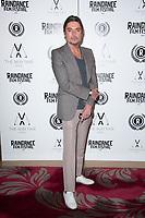 "Darren Stronger<br /> arriving for the ""Stardust"" premiere part of the Raindance Film Festival 2020, at the Mayfair Hotel, London.<br /> <br /> ©Ash Knotek  D3563 28/10/2020"