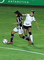 São Paulo (SP), 26/04/2021 - Corinthians-Botafogo - Partida entre Corinthians e Botafogo válida pelo Campeonato Brasileiro Feminino no estádio do Parque São Jorge em São Paulo, neste domingo (26)