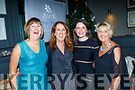 L-R Mary Lynch, Eileen Whelan, Barbara Liston and Audrey Moran who were involved in the organising of the 'A Ballad and Folk Night' in the Ashe hotel, Tralee in aid of Tralee Community Responders and Comfort for Chemo Kerry in the Ashe hotel, Tralee last Friday night.