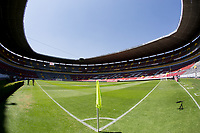GUADALAJARA, MEXICO - MARCH 18: Estadio Jalisco prior to the start of the game before a game between Costa Rica and USMNT U-23 at Estadio Jalisco on March 18, 2021 in Guadalajara, Mexico.