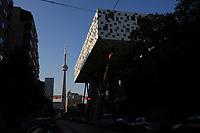 Toronto (ON) CANADA - July 2012 -  Toronto  Art school