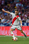 Alexandre Moreno Lopera, Alex Moreno, of Rayo Vallecano in action during the La Liga 2018-19 match between Atletico de Madrid and Rayo Vallecano at Wanda Metropolitano on August 25 2018 in Madrid, Spain. Photo by Diego Souto / Power Sport Images