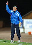 St Johnstone v Brechin....22.03.11  Scottish Cup Quarter Final replay.Derek McInnes.Picture by Graeme Hart..Copyright Perthshire Picture Agency.Tel: 01738 623350  Mobile: 07990 594431