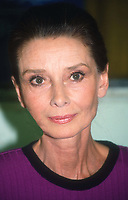 Audrey Hepburn 1989<br /> Photo By Adam Scull/PHOTOlink.net