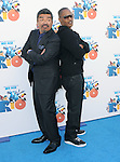 Jamie Foxx and George Lopez at The Twentieth Century Fox Voice Presentation of RIO held at The Zanuck Theatre on Twentieth Century Fox Lot in Los Angeles, California on January 28,2011                                                                               © 2010 DVS/Hollywood Press Agency