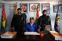 Bolivia: Bolivian Naval Force by Karla Gachet & Ivan Kashinsky
