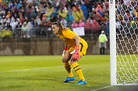 EAST HARTFORD, CT - JULY 1: Alyssa Naeher #1 of the United States during a game between Mexico and USWNT at Rentschler Field on July 1, 2021 in East Hartford, Connecticut.