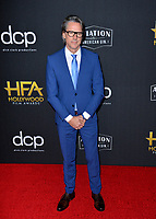 LOS ANGELES, USA. November 04, 2019: Charles Randolph at the 23rd Annual Hollywood Film Awards at the Beverly Hilton Hotel.<br /> Picture: Paul Smith/Featureflash