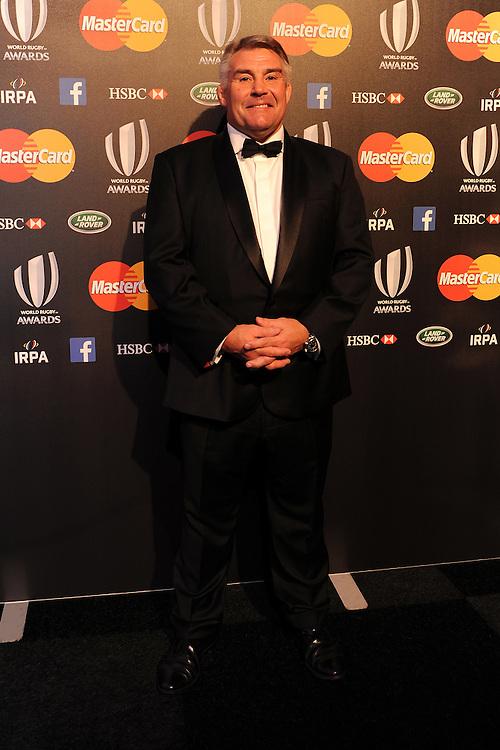 at the World Rugby Awards 2015  - 01/11/2015 - Battersea Evolution, London<br /> Mandatory Credit: Rob Munro/Stewart Communications