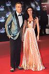 Jenifer et Robbie Williams