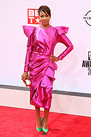 LOS ANGELES - JUN 27:  MC Lyte at the BET Awards 2021 Arrivals at the Microsoft Theater on June 27, 2021 in Los Angeles, CA