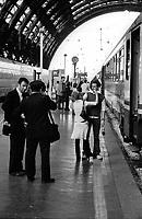 milano, stazione centrale --- milan, central station