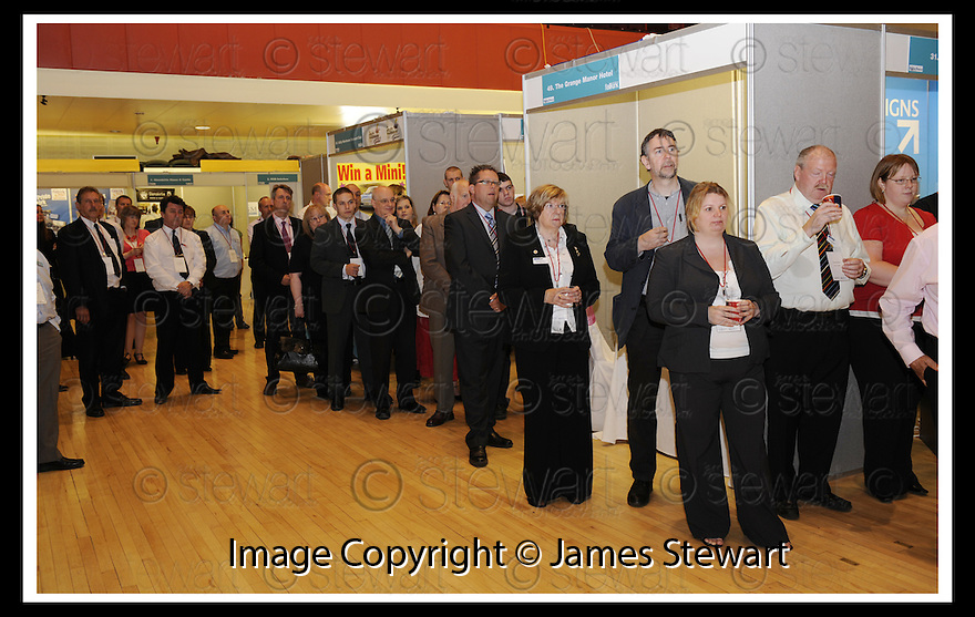 15/06/2009  Copyright  Pic : James Stewart.41_falkirk_business_fair_2009.:: FALKIRK BUSINESS FAIR 2009 :: .James Stewart Photography 19 Carronlea Drive, Falkirk. FK2 8DN      Vat Reg No. 607 6932 25.Telephone      : +44 (0)1324 570291 .Mobile              : +44 (0)7721 416997.E-mail  :  jim@jspa.co.uk.If you require further information then contact Jim Stewart on any of the numbers above.........