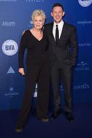 Dame Julie Walters and Jamie Bell<br /> arriving for the British Independent Film Awards 2017 at Old Billingsgate, London<br /> <br /> <br /> ©Ash Knotek  D3359  10/12/2017