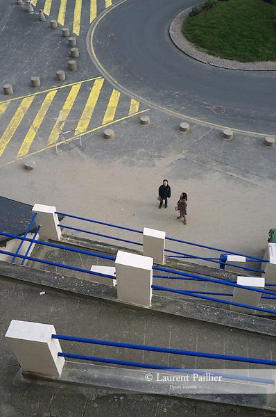 BRETAGNE....Lieu : Côtes d'Armor..Ville : Binic..Le : 05/03/2012..© Laurent PAILLIER..All Rights reserved
