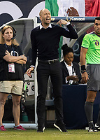 CHICAGO, IL - JULY 7: Greg Berhalter during a game between Mexico and USMNT at Soldiers Field on July 7, 2019 in Chicago, Illinois.