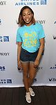 Haley Kilgore attends the United Airlines Presents: #StarsInTheAlley Produced By The Broadway League on June 1, 2018 in New York City.