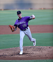 Joe Rock - 2021 Arizona League Rockies (Bill Mitchell)