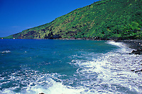 Beautiful Kealakekua bay south of Kona on the Big Island