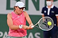 5th June 2021; Roland Garros, Paris France; French Open tennis championships day 9;  Iga Swiatek (Pol)