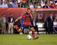 Jermaine Jones. The USMNT tied Mexico, 1-1, during their game at Lincoln Financial Field in Philadelphia, PA.
