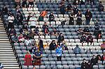 14.06.2021 Scotland v Czech Republic:  Socially distanced fans inside Hampden