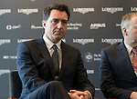 Fabien Grobon, Managing Director of EEM, at Longines Hong Kong Masters official press conference at the Happy Valley Racetrack on February 02, 2016 in Hong Kong.  Photo by Victor Fraile / Power Sport Images