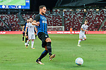 FC Internazionale Defender Danilo D'Ambrosio in action during the International Champions Cup match between FC Bayern and FC Internazionale at National Stadium on July 27, 2017 in Singapore. Photo by Marcio Rodrigo Machado / Power Sport Images