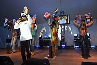 "SMG_The Village People_Childrens Museum_041611_07.JPG<br /> <br /> MIAMI BEACH, FL - APRIL 16:  The Village People perform at the ""It's Never Too Late To Have A Happy Childhood"" Be A Kid Again 2011 Gala held at The Miami Children's Museum.  on April 16, 2011 in Miami Beach, Florida.  (Photo By Storms Media Group)<br />  <br /> People:   The Village People<br /> <br /> Must call if interested<br /> Michael Storms<br /> Storms Media Group Inc.<br /> 305-632-3400 - Cell<br /> 305-513-5783 - Fax<br /> MikeStorm@aol.com"