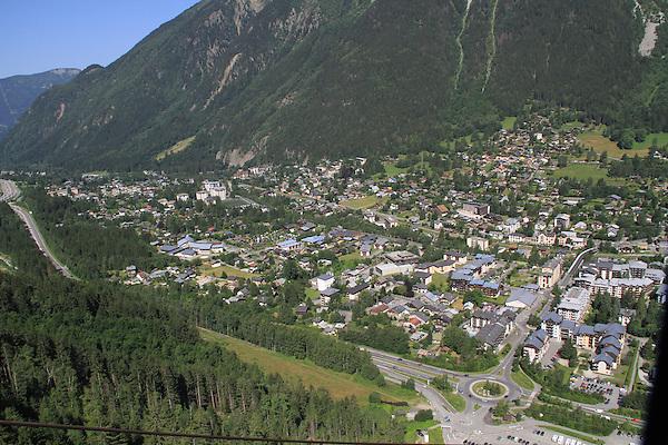 French Alps, Chamonix, France.