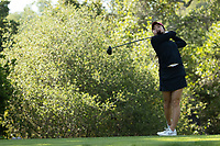 STANFORD, CA - APRIL 23: Angelina Ye at Stanford Golf Course on April 23, 2021 in Stanford, California.