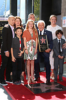 LOS ANGELES - FEB 24:  Tony Butala, children, grandchildren at the The Lettermen Star Ceremony on the Hollywood Walk of Fame on February 24, 2019 in Los Angeles, CA