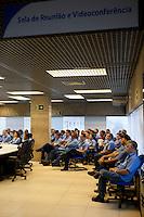 Reunião do 66 Forum Integrado da OGH. UHE Tucuruí - ELN.<br /> Tucuruí, Pará, Brasil.<br /> Foto Paulo Santos.<br /> 28/08/2013