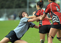 200924 Hurricanes Girls Rugby Final - St Mary's College v Manukura