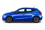 Car Driver side profile view of a 2022 Seat Ibiza Move!-+ 5 Door Hatchback Side View