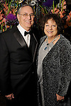 Rosalee and Mike Mierzwa at the 20th San Luis Salute Friday Feb. 05, 2016.(Dave Rossman photo)
