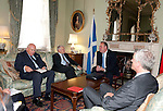 First Minister of Scotland Alex Salmond meets with the German Ambassador Georg Boomgaarden and Consul-General Wolfgang Moessinger.Pic Kenny Smith, Kenny Smith Photography.6 Bluebell Grove, Kelty, Fife, KY4 0GX .Tel 07809 450119,