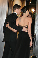 """Angelina Jolie & Brad Pitt  arriving at the LA  Premiere of """"The Curious Case of Benjamin Button"""" at the Mann's Village Theater in Westwood, CA .December 8, 2008.©2008 Kathy Hutchins / Hutchins Photo....                ."""
