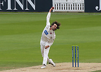 Ben Green of Somerset in bowling action during Surrey CCC vs Somerset CCC, LV Insurance County Championship Group 2 Cricket at the Kia Oval on 13th July 2021