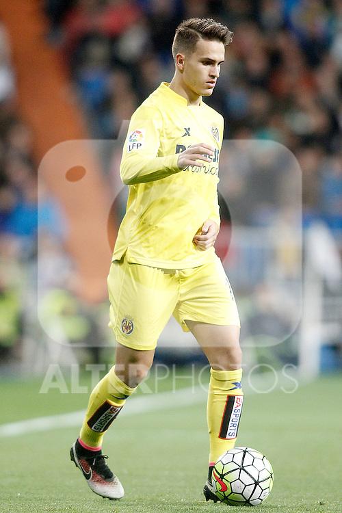 Villareal's Denis Suarez during La Liga match. April 20,2016. (ALTERPHOTOS/Acero)