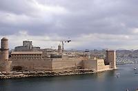 - Marsiglia, il forte St Jean<br /> <br /> - Marseille, the fort St Jean