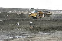 Bio gaz on a former garbage dump im Montreal<br /> photo : (c)  Images Distribution