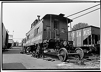 Western Maryland Railroad, Hagerstown, Maryland