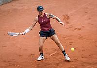 Amstelveen, Netherlands, 5  Juli, 2021, National Tennis Center, NTC, Amstelveen, Womans Open, Alexandra Osborne (AUS)<br /> Photo: Henk Koster/tennisimages.com
