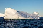 Glacier In Foyn Harbor